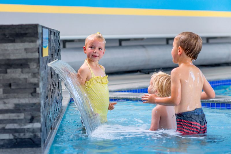 Belfast Cove Holiday Park | Port Fairy Accommodation | Kids In A Pool