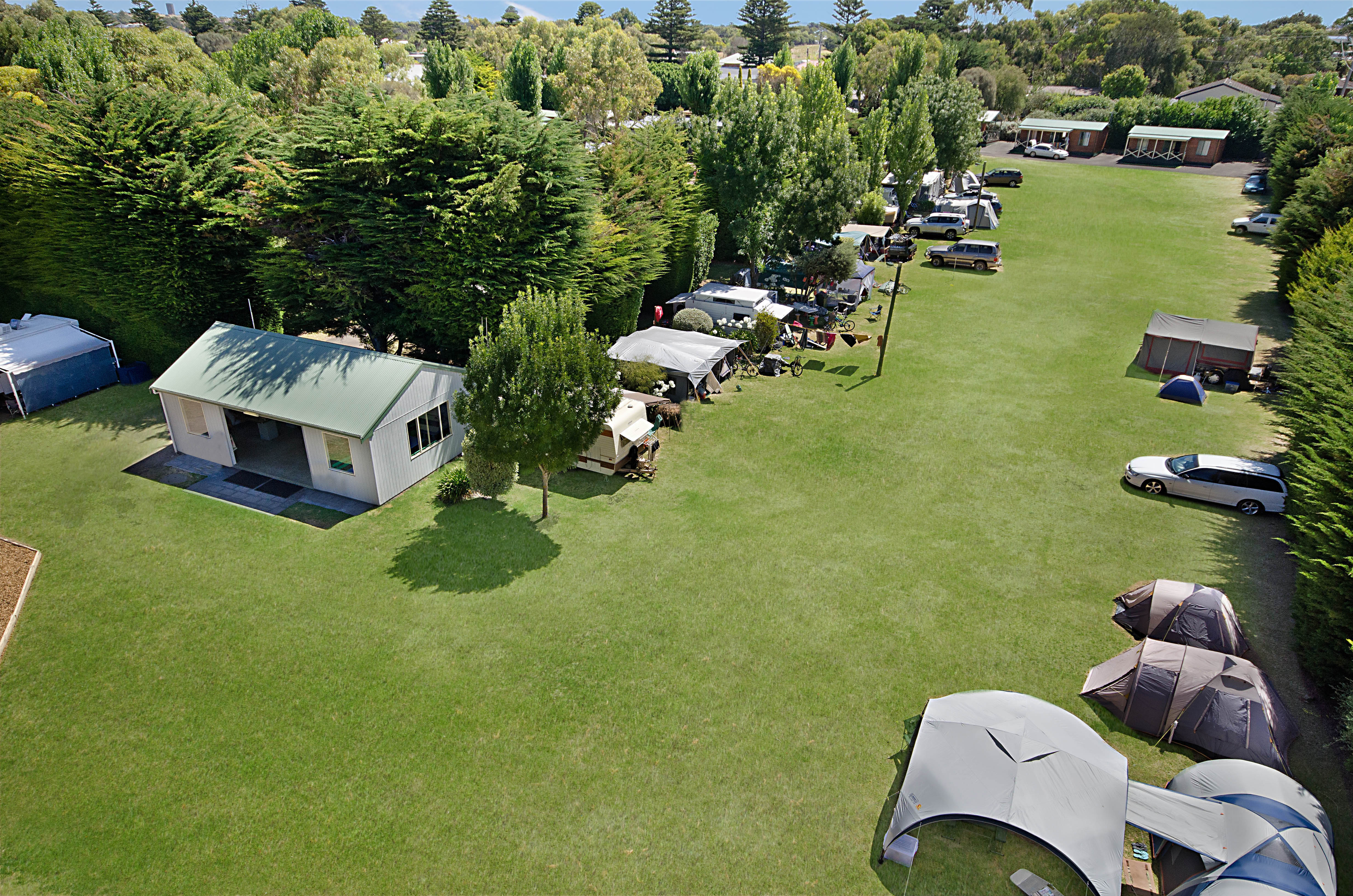 Port Fairy Holiday Park | Port Fairy Accommodation | Caravan Park