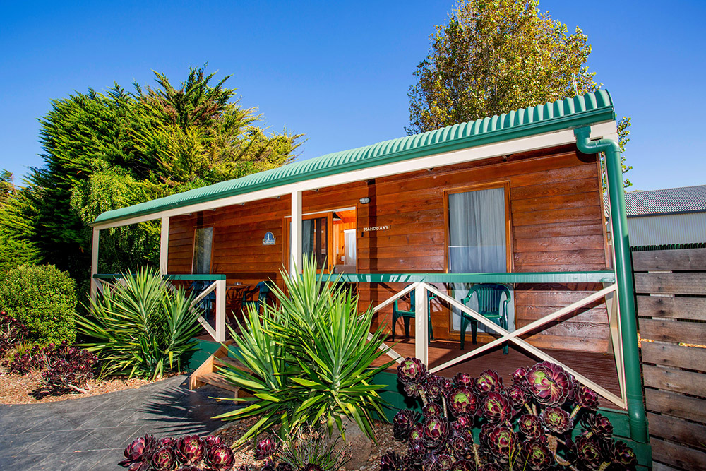 Port Fairy Accommodation | TWO BEDROOM HOLIDAY UNIT