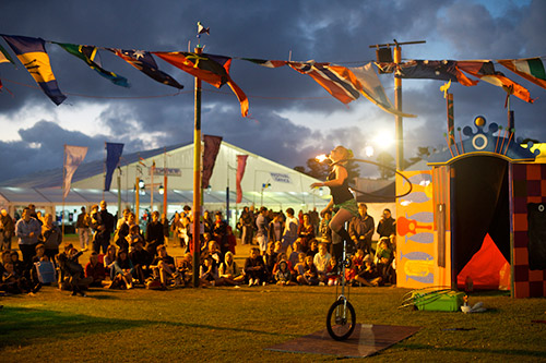 port fairy folk festival event