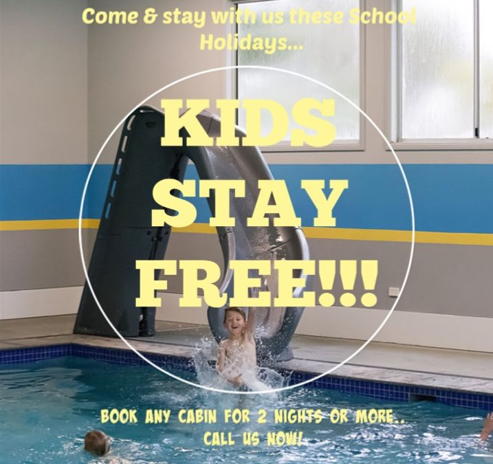 'Kids Stay Free' Our Treat!